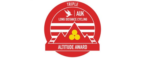 Audax Altitude Award | Audax UK - The Long Distance Cyclists